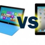 5 Key Differences that will Help Microsoft Surface Compete Against iPad
