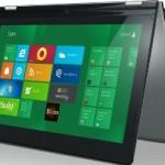 It's A Tablet! It's A Laptop! No, It's The Lenovo Ideapad Yoga!
