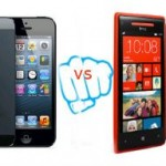 iPhone 5 vs. Windows Phone 8 Comparison: which is best?