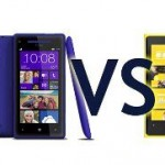 HTC Windows Phone 8X vs. Nokia Lumia 820 – Which is better?