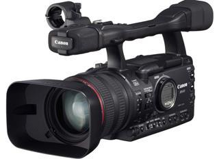 Canon-XH-A1-HDV