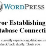 Create a Custom Database Error Page to Avoid Database Problems