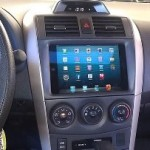 Control your Car's Audio System with an In-Dash iPad Mini