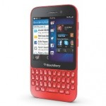 BlackBerry Q5: An entry-level smartphone with physical keyboard
