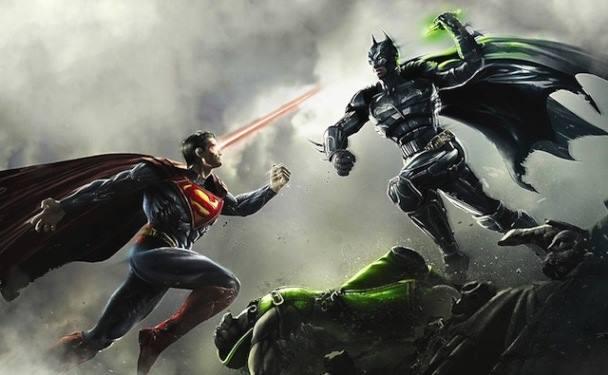 Superhero-games