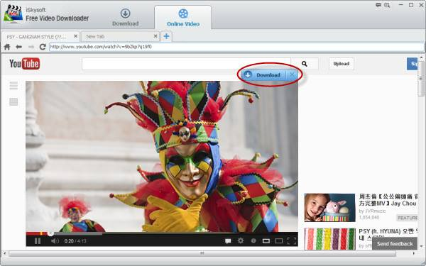 iSkysoft-video-downloader