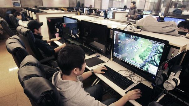 Gaming-in-Korea